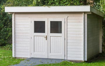 Marlow Common garden shed costs