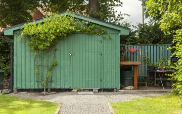 benefits of Marlow Common garden storage sheds
