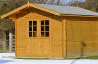 Marlow Common shed installation
